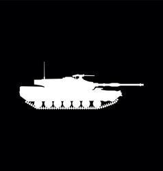 Weapon tank vector