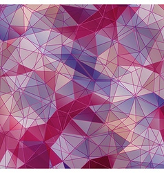 Colorful diamond texture abstract background vector image