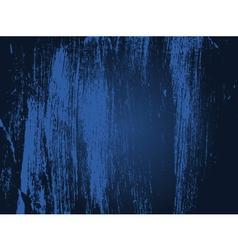Dark blue grunge texture vector