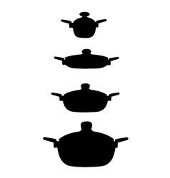 cookware vector image
