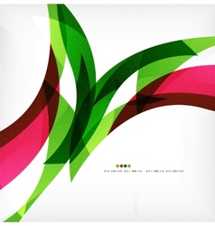 Business wave corporate background vector