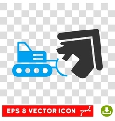 Demolition eps icon vector