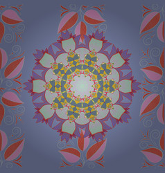Abstract colored picture vector