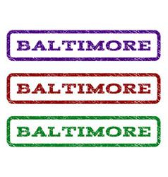 Baltimore watermark stamp vector