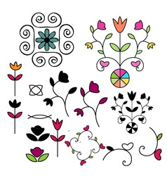 Decor vector