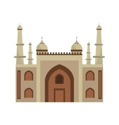 Mysore palace india vector