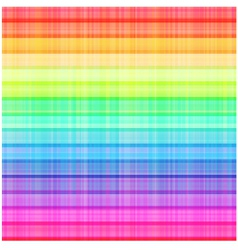 seamless rainbow stripes textured pattern vector image vector image