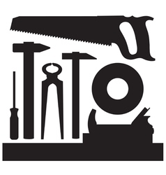 Tools vector image