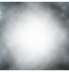 fog background vector image