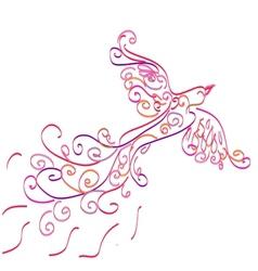 Image of phoenix vector
