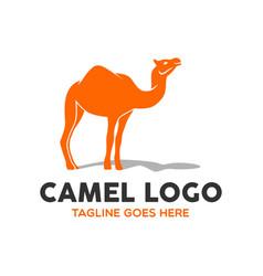 Camel logo-1 vector