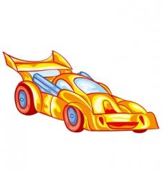 car cartoon vector image vector image