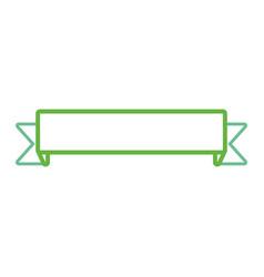 ribbon ilustration vector image