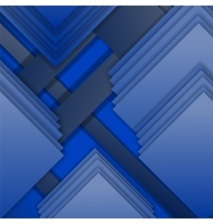 Abstract elegant diagonal blue background vector