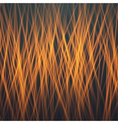 Abstract fire motion graphics fire flow vector