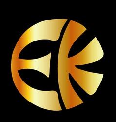 Usva emblem symbol eckankar for veterans day vector