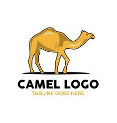 Camel logo-3 vector