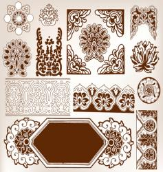 old school vector image vector image