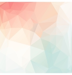 Abstract triangular background for your design vector