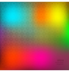rainbow abstract background matte vector image vector image