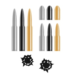 Bullet vector