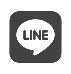 Line vector image vector image