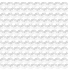white abstract geometric texture - seamless vector image vector image