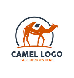 Camel logo-4 vector