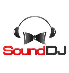 Sound dj vector