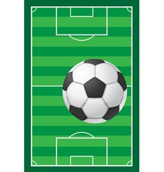 football soccer 01 vector image