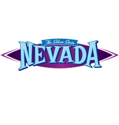 Nevada The Silver State vector image