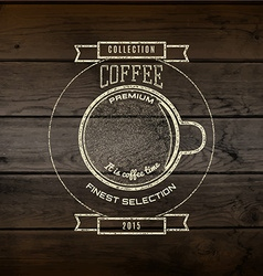 Coffee badges logos and labels for any use vector
