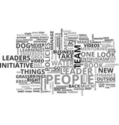 Are your people on a chain text word cloud concept vector