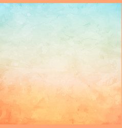 Grunge watercolor background vector