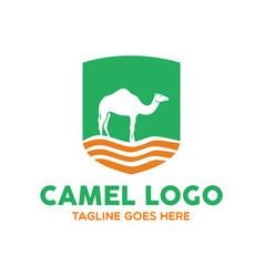 Camel logo-7 vector
