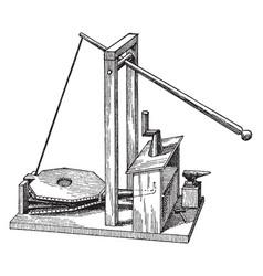 Forge vintage vector