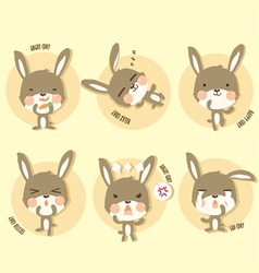 Cony action vector