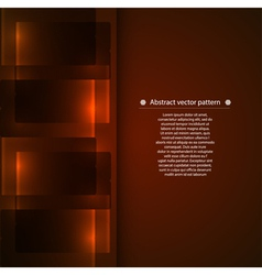 Pattern with backlight illumination vector