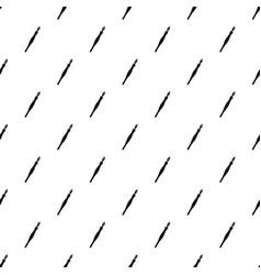 Fountain pen pattern vector