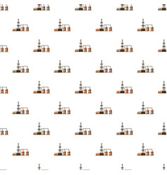 Refinery pattern seamless vector