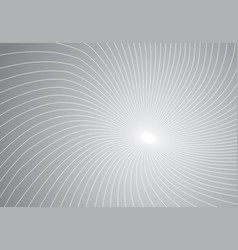 white lines perspective on grey pastels vector image vector image