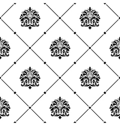 Classical luxury fashioned texture vector image