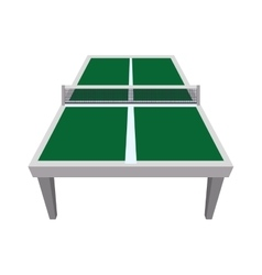 Table ping pong hobby sport icon graphic vector
