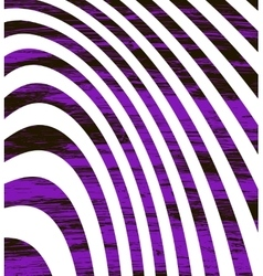 Abstract violet black background with white vector image vector image