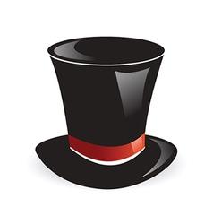 Festive hat vector image vector image