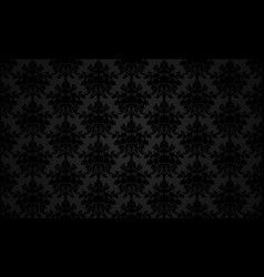dark retro wallpaper background vector image vector image