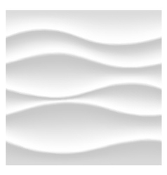 Wavy 3d surface vector