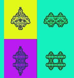 Batik mulia vector