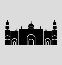 Dhaka vector image