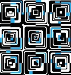 technology abstract seamless pattern vector image